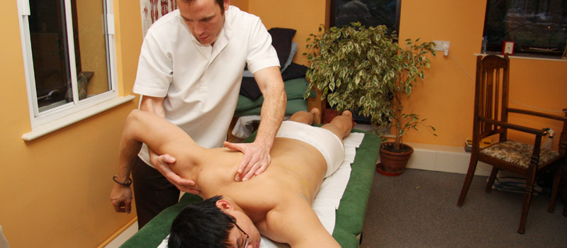 osteopathy for back pain